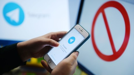 Russian internet watchdog seeks block on Telegram messenger over refusal to give up encryption keys