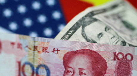Russia & China gradually ditching US dollar in favor of domestic currencies as trade booms