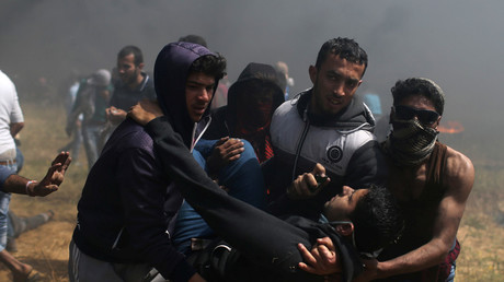 MSF: Medical crisis looms as Israel continues bloody crackdown on Gaza protesters