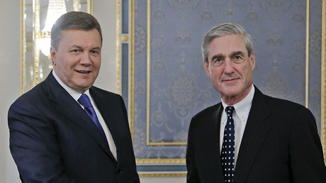 Mueller met with ex-Ukraine president while Manafort was lobbying for him