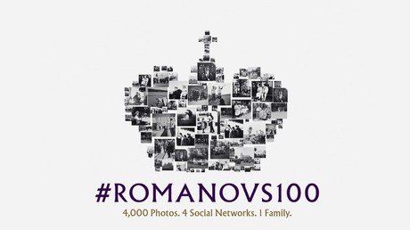 4,000 photos, 4 social networks, 1 family: #Romanovs100 kicks off with first stories