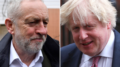 Corbyn calls on Boris Johnson to come clean about Skripal attack, Novichok & Russia