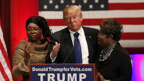 'When you're right, you fight,' pro-Trump bloggers Diamond & Silk, 'censored' by Facebook, tell RT
