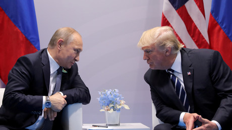 US relationship with Russia 'worse than it's ever been' – Trump