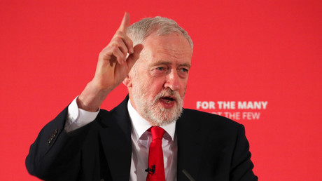 Corbyn attacks Trump as Labour leader demands vote for MPs before Syria strikes
