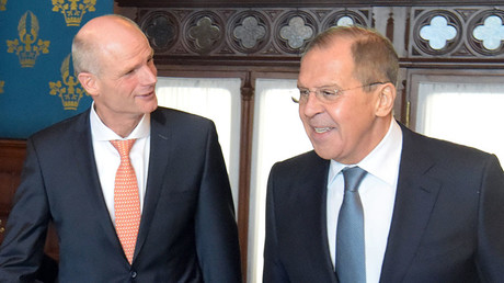 Is there a new Cold War? Dutch FM says 'nyet' after meeting Russia's Lavrov