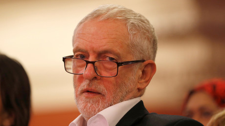 'Trailed after Trump': Corbyn says May should have sought parliamentary approval for Syria strikes