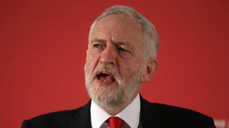 'Where's the legal basis?' Corbyn challenges legality of Syria missile strikes