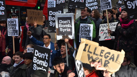 Theresa May's govt contravened international law in Syrian airstrikes – Oxford law expert