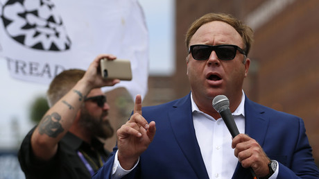 Sandy Hook 'hoax' claim: Alex Jones sued by parents of massacre victims