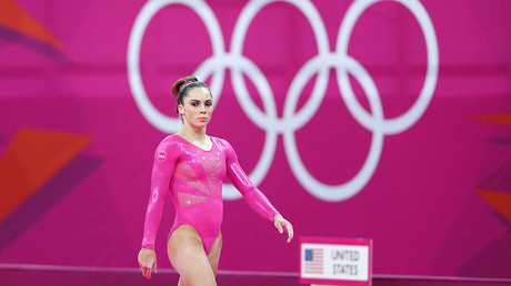 McKayla Maroney. © Mike Blake
