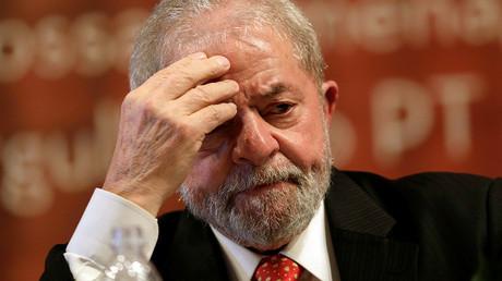 Former Brazilian President Luiz Inacio Lula da Silva. ©Ueslei Marcelino