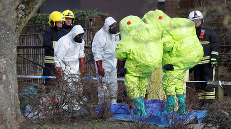 Russia's OPCW envoy exposes 'eight UK lies' in Skripal case