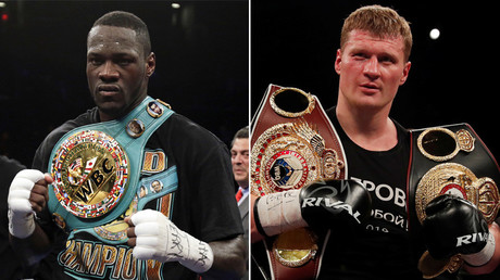 US boxer Wilder loses $4.3mn in Povetkin court case, claims Russian fighter's team