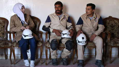 US still paying White Helmets despite $200mn-aid freeze for Syria recovery, State Dept confirms