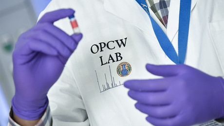 OPCW confirms visit to site of alleged chemical attack in Syria