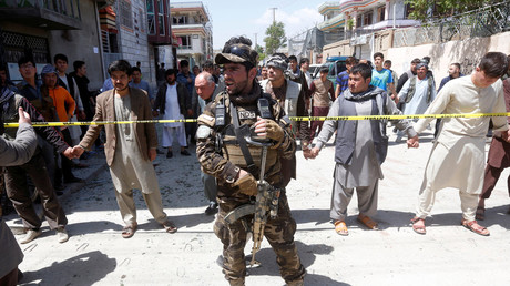 57 killed, over 100 injured in Kabul suicide blast – health official (VIDEO)