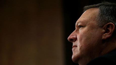 US Senate Foreign Relations Committee votes on Pompeo's Secretary of State nomination