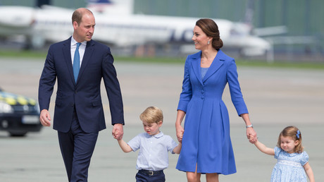 'Stockholm Syndrome': Twitterati mock 'hysterical' reaction to birth of 3rd #royalbaby