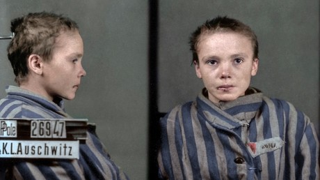 Faces of Auschwitz: Hitler's horrors in color (PHOTOS)
