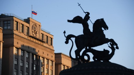 Duma to consider proposal to criminalize compliance with anti-Russian sanctions