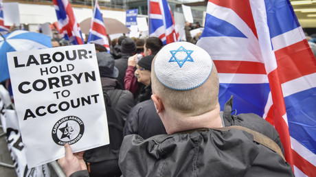 Corbyn set for showdown with Jewish groups that led protests against him