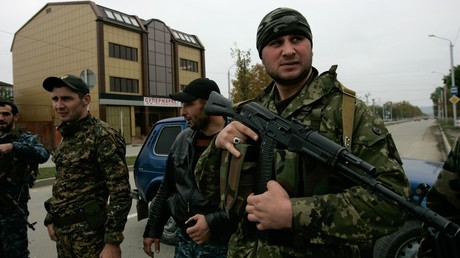 Kadyrov ready to deploy additional Chechen forces to Syria on Putin's orders