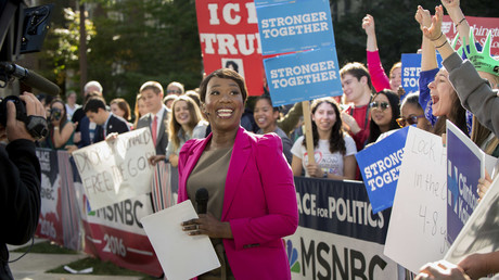 MSNBC Russiagater Joy Reid says 'hackers' made her blog look homophobic