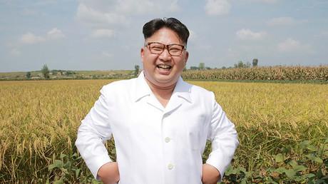 Korean peace blitz?
