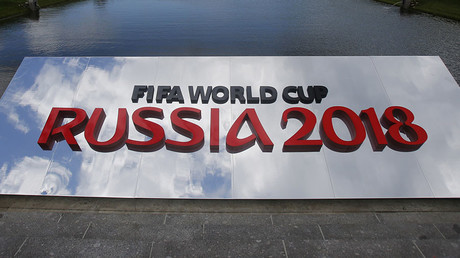 50 days to go: 2018 FIFA World Cup presentation held in Moscow