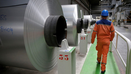 Russian aluminum giant RUSAL reports 40% surge in net profit despite US tariffs & sanctions