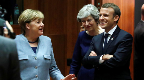 UK, France & Germany unite to defend Iran deal amid US threats to 'fix or leave'