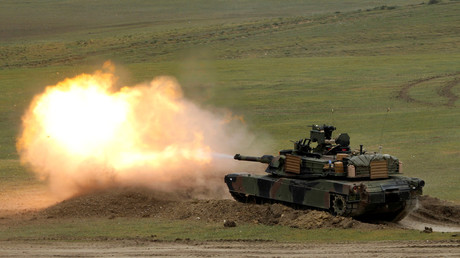 New 'hottest flashpoint'? Taiwan mulls buying US Abrams tanks to counter China