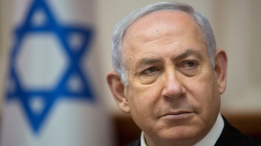 Netanyahu calls Abbas 'anti-Semite' for saying Jews not persecuted for religion