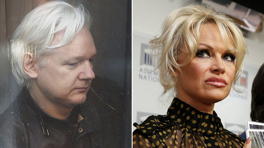 Assange in grave danger, hated because Clintons control media – Pamela Anderson