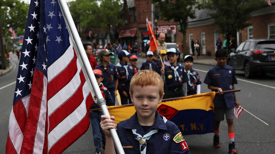 GOP Candidate Connects Boy Scouts Name Change With Caving To Nazism