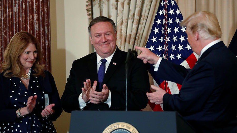 Pompeo is real hawk on Iran & will reinforce Trump's worst tendencies – Peter Kuznick