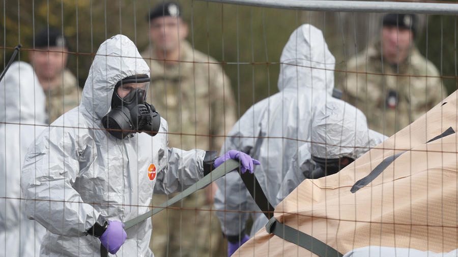 Info that Novichok was produced by Czechs is 'crushing blow' to London's theory – Russian Senator