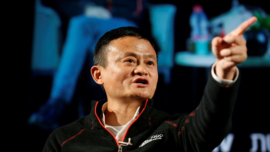 Machines will never replace humans, Alibaba's Jack Ma tells students