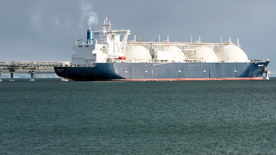 Exxon goes ahead with $15bn Russian LNG project despite sanctions - report