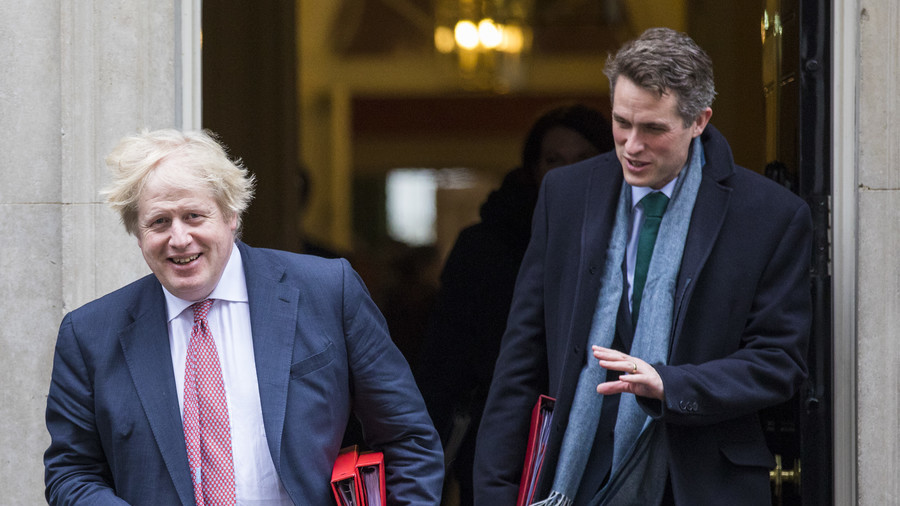 Will Williamson betray May? Def Sec is eyed up by Brexiteers in crunch cabinet talks on customs