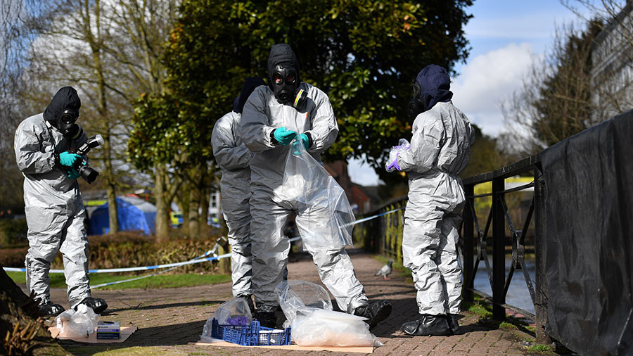 Novichok-type nerve agent 'produced in Czech Republic last year'