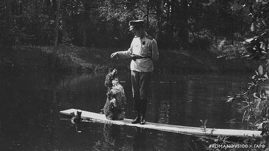 #Romanovs100: The only survivor of royal family execution, Joy's incredible story in rare photos
