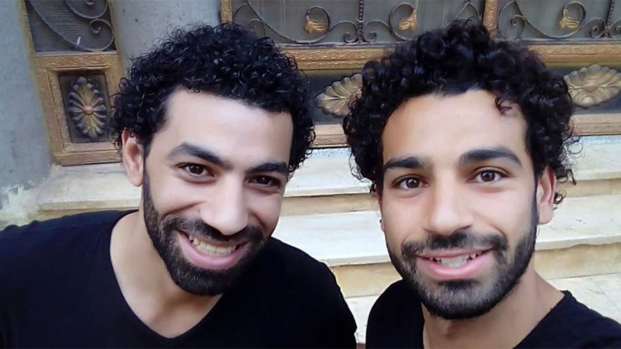 Do you Mo the difference? Salah doppelganger amazes fans in Egypt (PHOTOS)