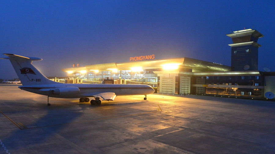 Friendly skies: North-South Korea flights to start soon, if UN grants Kim's request