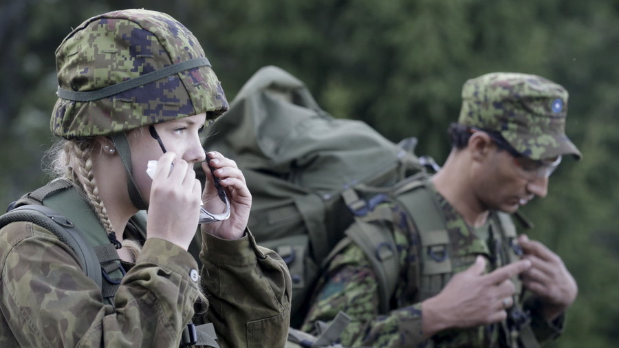 Estonia holds largest drills in its modern history with over a dozen NATO allies