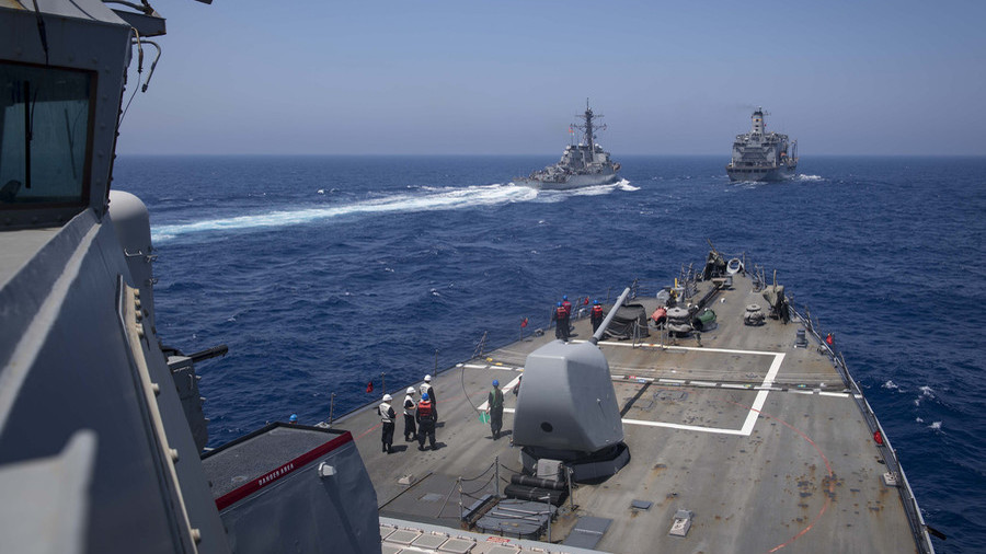US Navy Fleet Will Deploy to Combat Russia's Resurgence