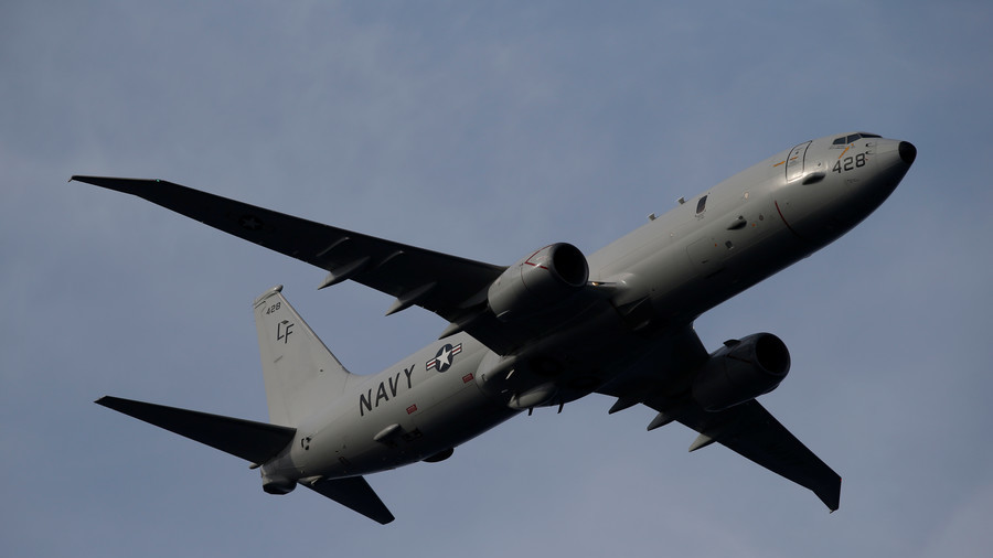 Routine spying? Two US surveillance planes peek over Russia's Kaliningrad borders