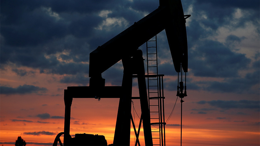 Oil reaches 3.5-year highs as Iran uncertainty pushes prices up