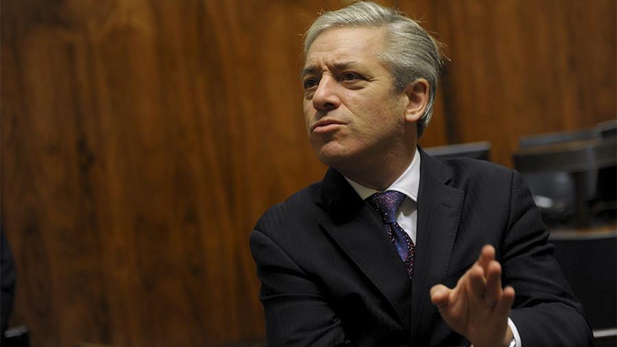'Bercow terrified lots of people': Commons speaker likened to Harvey Weinstein